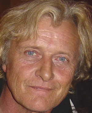 Rutger Hauer born 23/1/1944. He is a Dutch actor, writer and environmentalist.