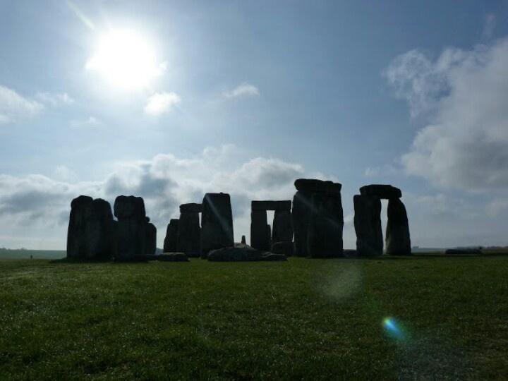 Stonehenge march 2012