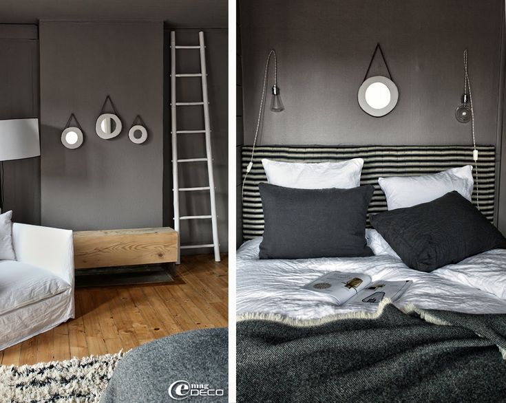 interesting les meilleures images du tableau deco chambre sur pinterest chambres intrieur et. Black Bedroom Furniture Sets. Home Design Ideas