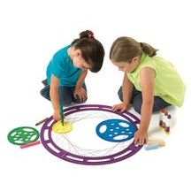 Colorations® Cooperative Jumbo Classroom Spiral Designer...good for sidewalk chalk!
