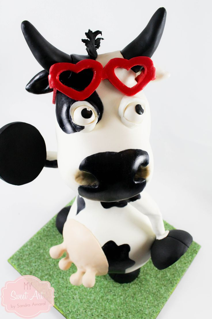 Art By Cow Cake : 17 Best images about My Sweet Art Cakes on Pinterest ...