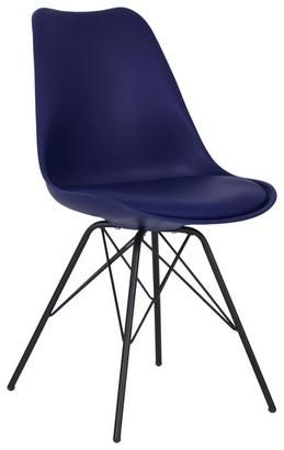 Stuhl Malmo 55cm Blau In 2019 Home Sweet Home Furniture Chair