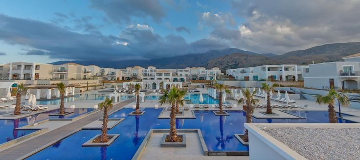 Anemos Luxury Grand Resort-external view