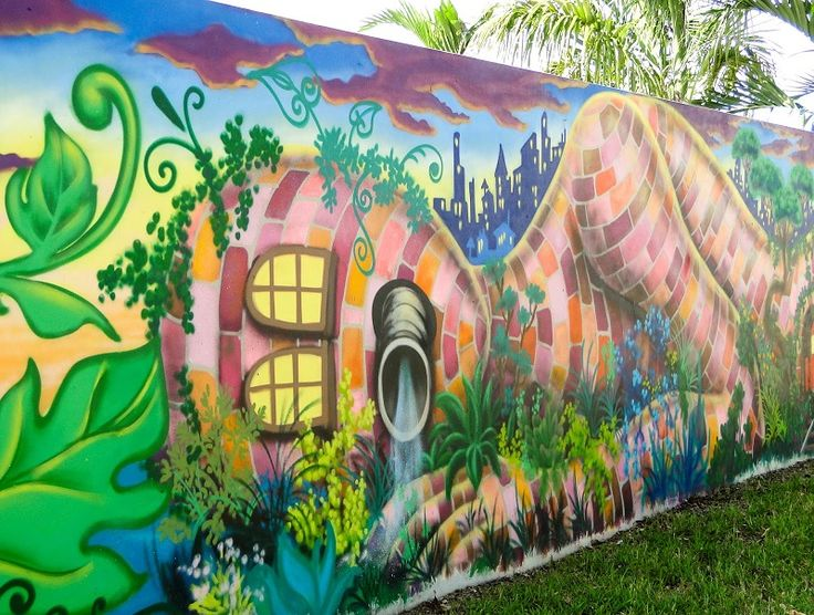 Mejores 11 imágenes de Wynwood: comida e arte em Miami! en Pinterest ...