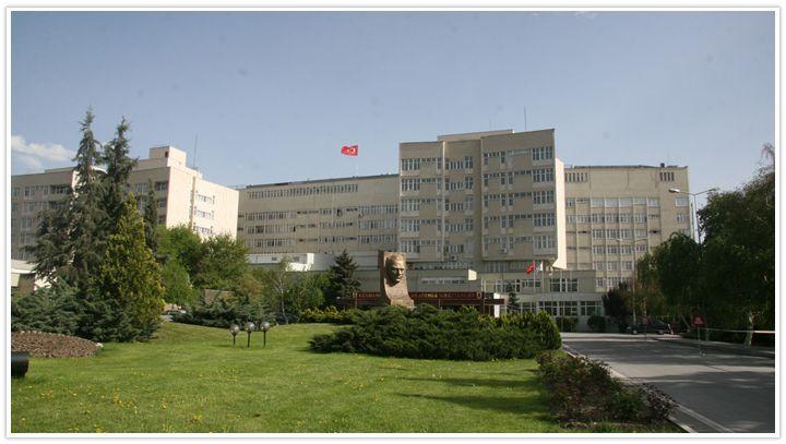 Gülhane Askeri Tıp Akademisi - Askeri Tıp Fakültesi Dekanlığı ve Eğitim Hastanesi Baştabipliği