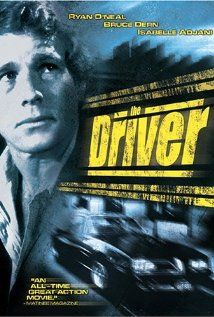 "The Driver. There are definitely some similarities between this and ""Drive"", coincidence?"
