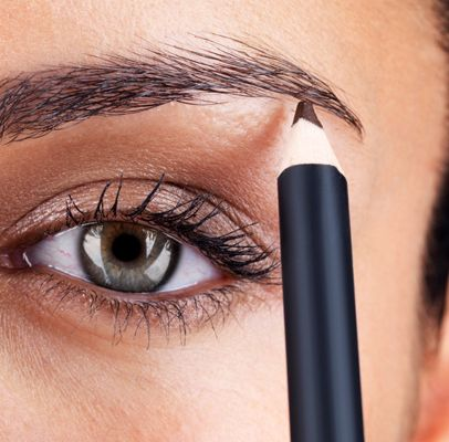 How to Fake Perfect Arches. #Beauty #Eyes
