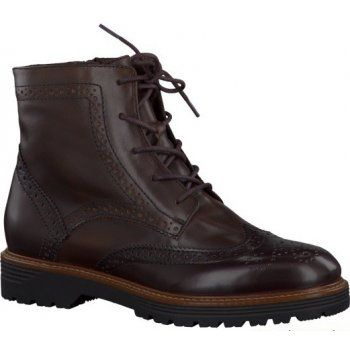 This is a stylish two-toned leather boot from the Jana range for Autumn  2015. Lace Up Ankle ...