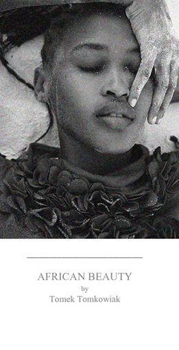 African beauty - Fotografia