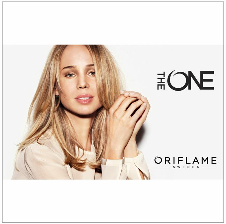 Elin is the new face of The ONE for Swedish beauty brand Oriflame. Read more about it today on The Wall of www.elin-kling.com