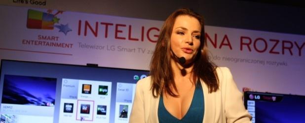 W Warszawie z udziałem gwiazd odbyła się prezentacja najnowszej gamy urządzeń audio-wideo LG. http://www.spidersweb.pl/2013/04/lg-na-rynku-telewizorow.html