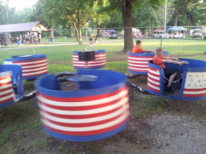 PITTSBURG, Kansas - Kiddieland Lincoln Park
