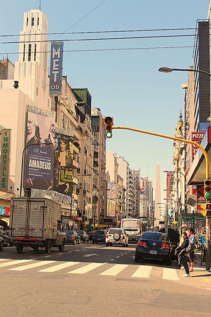 Av. Corrientes, Buenos Aires