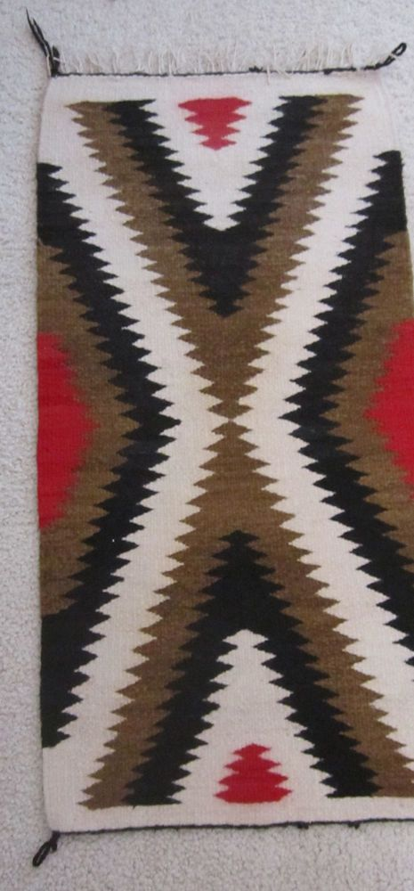 Navajo Yei Design Woven Wool Rug Incredible Interiors