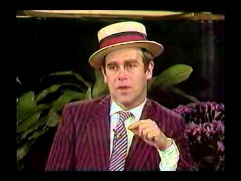 Elton John - Phil Donahue Show USA TV 1980 (October 15th) - interview part1 - YouTube