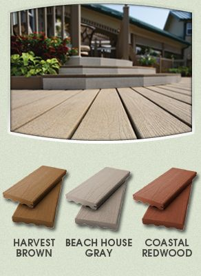 Composite Decking Materials Composite Railing Products Choicedek