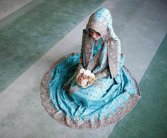 muslim+wedding+dresses