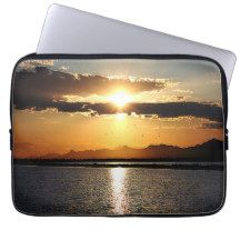 "Spanish Sunset 13"" Laptop Sleeve"