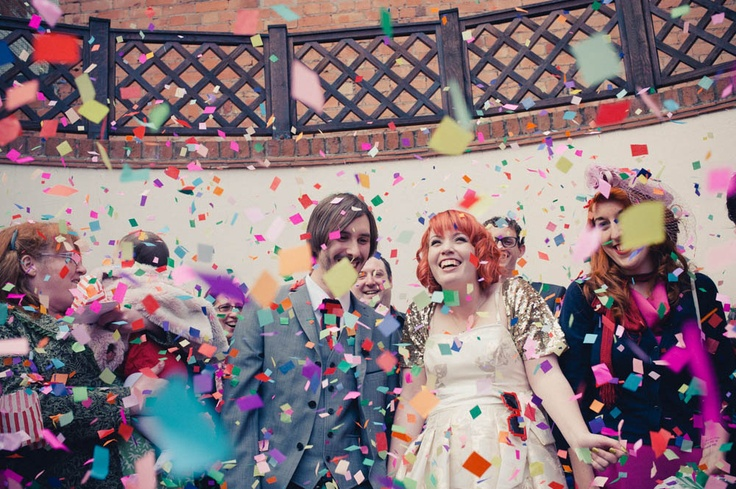 Geeky, Gamer & Pixel Themed Wedding: Hannah & Iwan