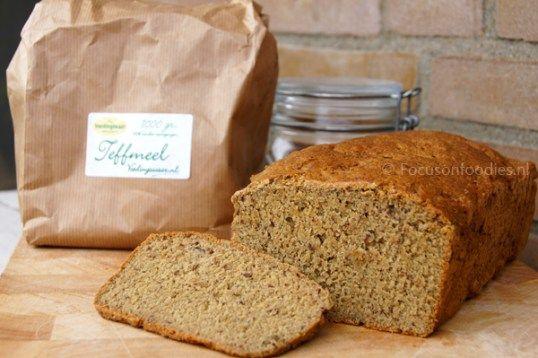 zelf glutenvrij brood bakken
