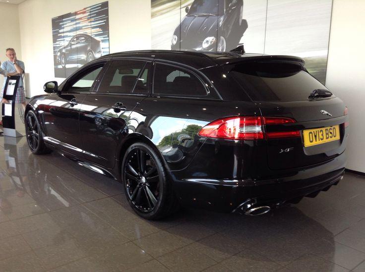 (Rear) Jaguar XF (Estate)