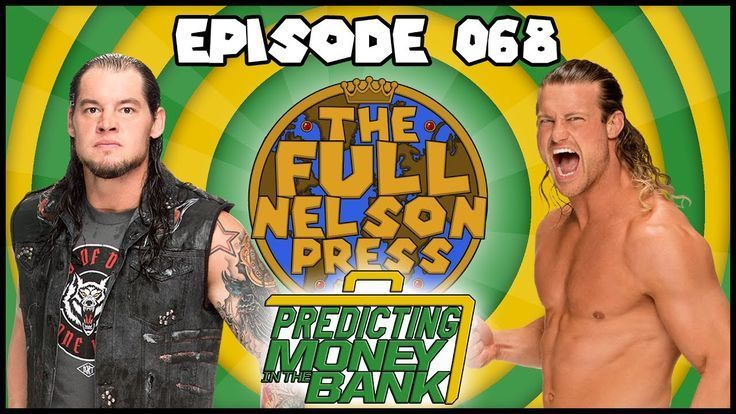 This week Brandon & Pete predict WWE Money in the Bank 2017 discuss Dolph Ziggl