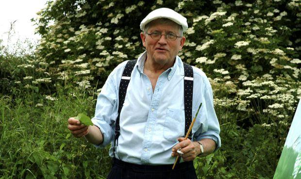 David Hockney - artist, writer and interesting guy