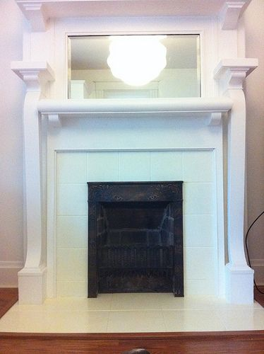 85 Best Pretty Fireplaces Images On Pinterest Mantles