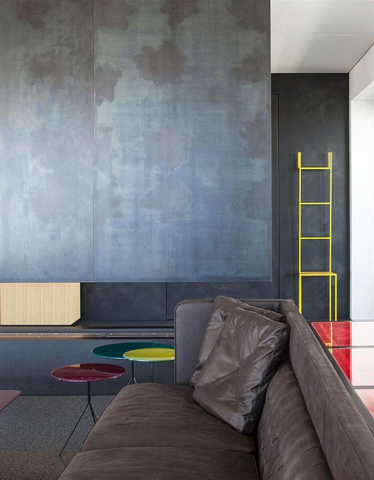 Beautiful The Art Collector Penthouse / Pitsou Kedem