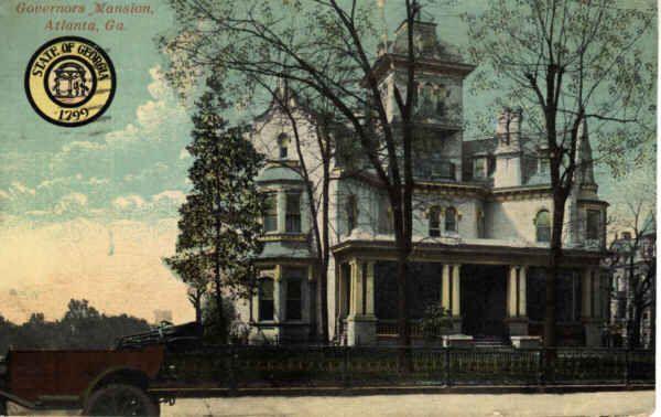 41 Best Vintage Postcards Images On Pinterest Atlanta