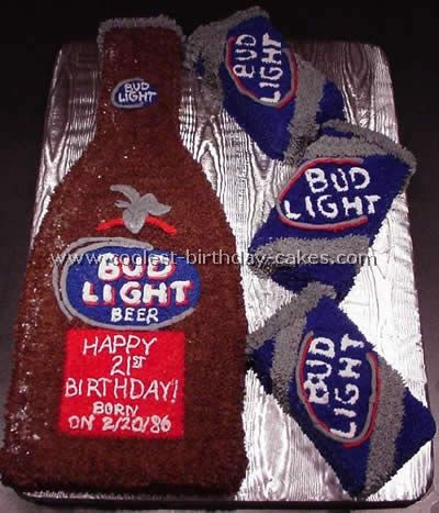 21st birthday cake ideas  for my brother