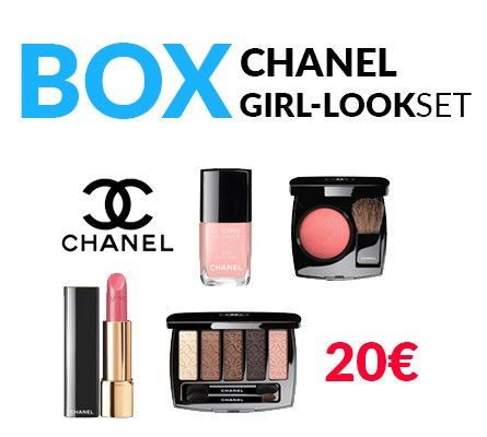 Autumn 2015 Chanel Girl Look Collection. € 20!!! I SWEAR.