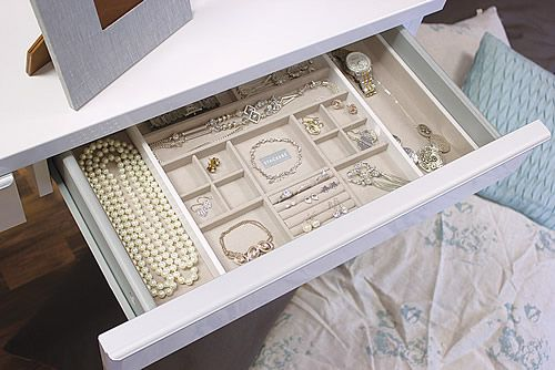 Jewelry Box Inserts Earring Storage