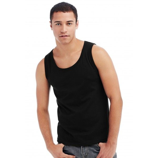 BE CLASSIC With Stedman Classic Tank Top  Classic Men's Tank TopST2800• Ringspun Cotton •Tubular Fabric• Rib Binding To Neckline •Washable At 40c     S-2XL     100% Cotton     155 gsm     96 Pc  Price: £2.35 Read here: http://goo.gl/w4dukL