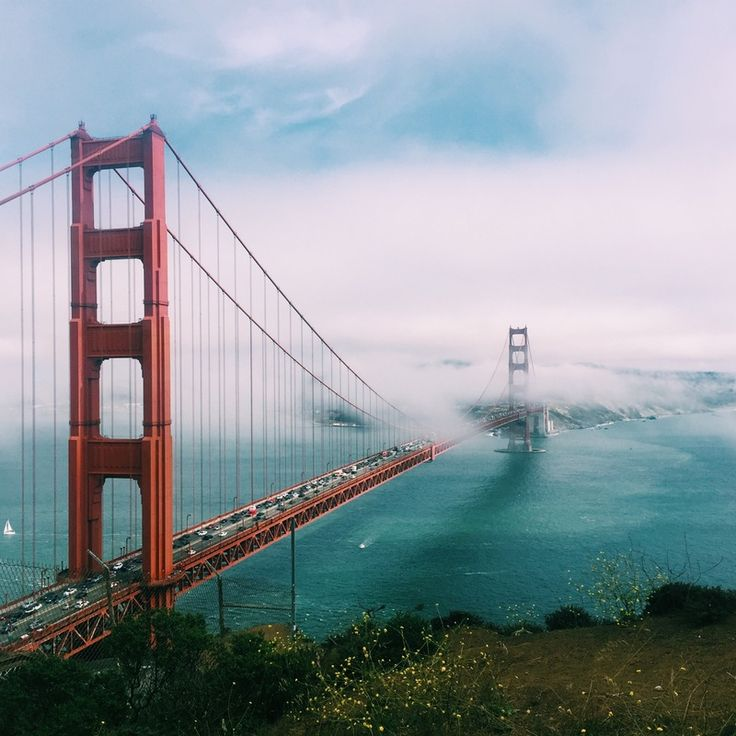 Golden Gate Bridge | VSCO
