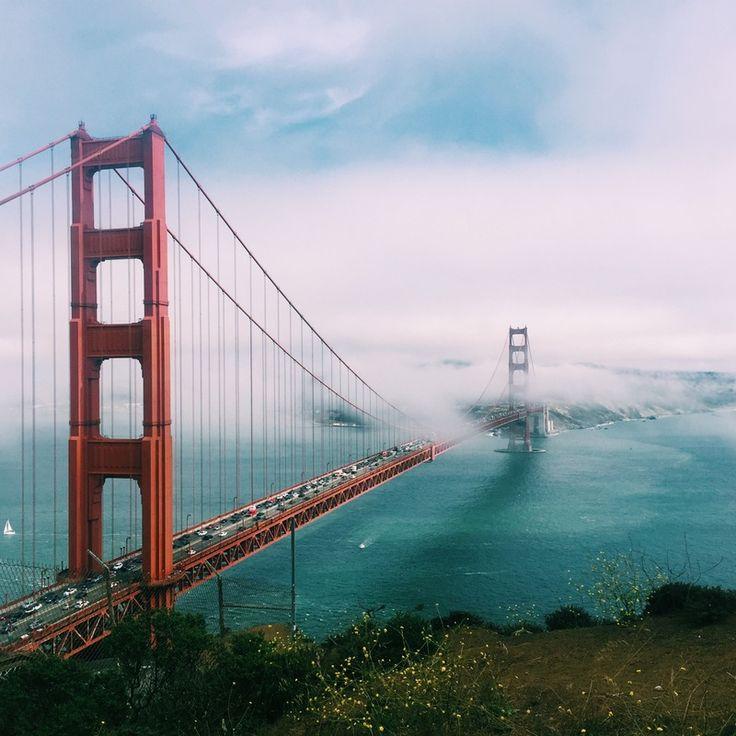 Golden Gate Bridge  / San Francisco /  CA