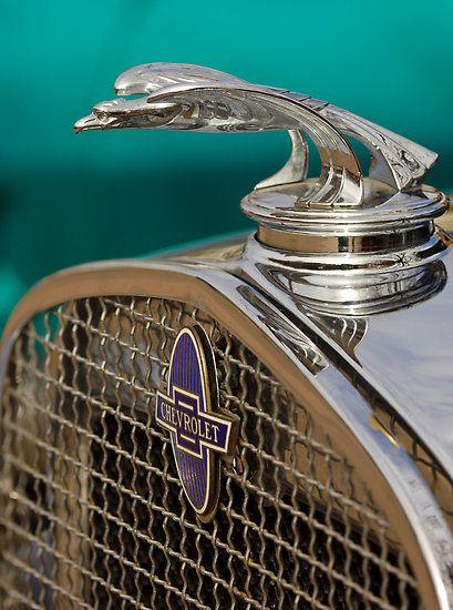 1931 chevrolet  u0026quot eagle u0026quot  hood ornament