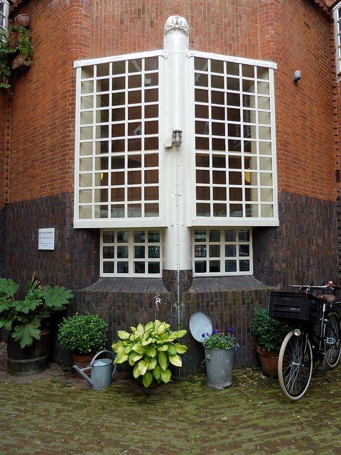 The Amsterdam School - Het Schip by Amsterdam Today, via Flickr