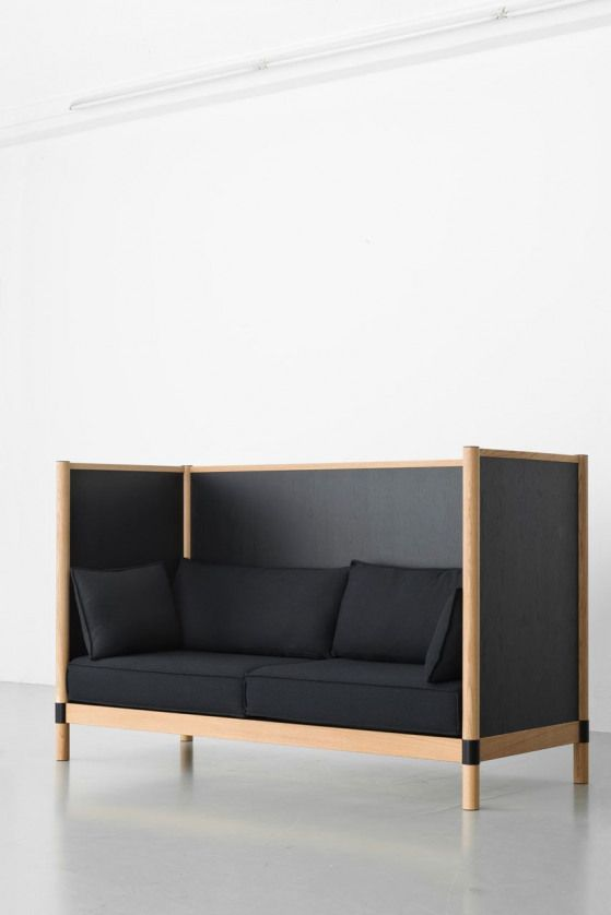 Cyl Office Furniture Designed By Ronan And Erwan Bouroullec For