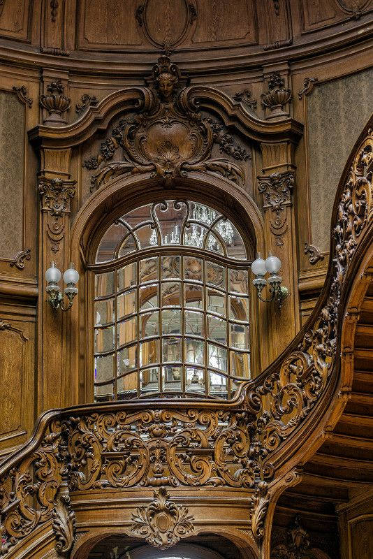 House of Scientists, Lviv, Ukraine.