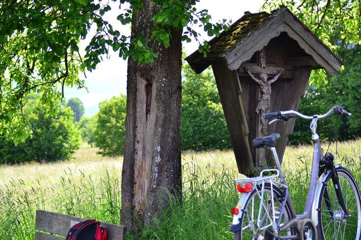 Pyörällä Itävallassa. #Austria #Itävalta #Aurinkomatkat