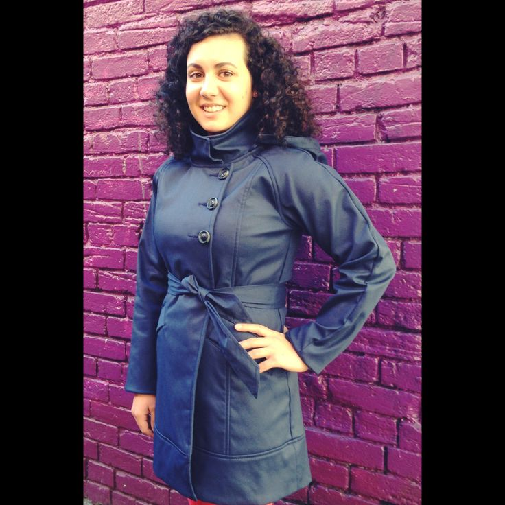 A stylish, waterproof coat is the ultimate gift for the west coast girl! The gift that keeps on giving ;)