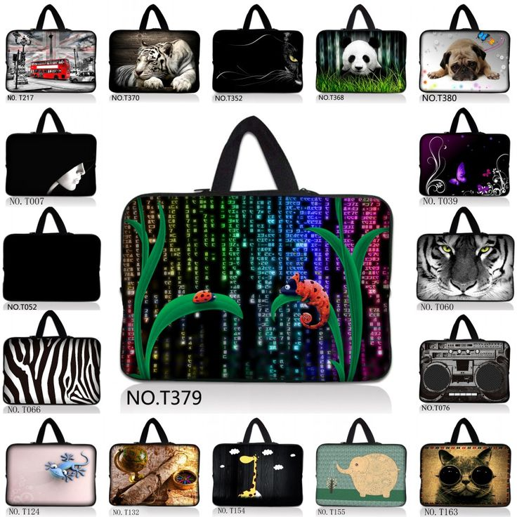 "Fashion 15"" Laptop Soft Sleeve Bag Case For 15.6"" Hp Envy 6/DELL XPS 15/ASUS X53"