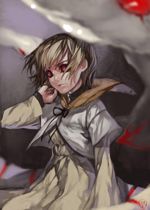 Oh my gosh, it barely looks like Hinami....I hope she stays at least kinda innocent....