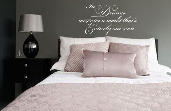 Wall Vinyl Harry Potter Quote  want this above my headboard!