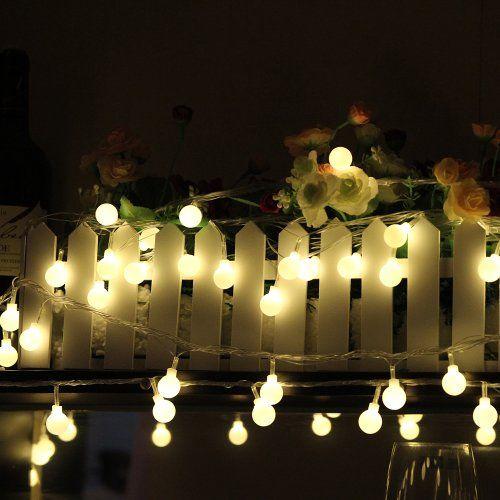 1000 id es sur le th me guirlande lectrique ext rieure - Guirlande lumineuse interieur ikea ...
