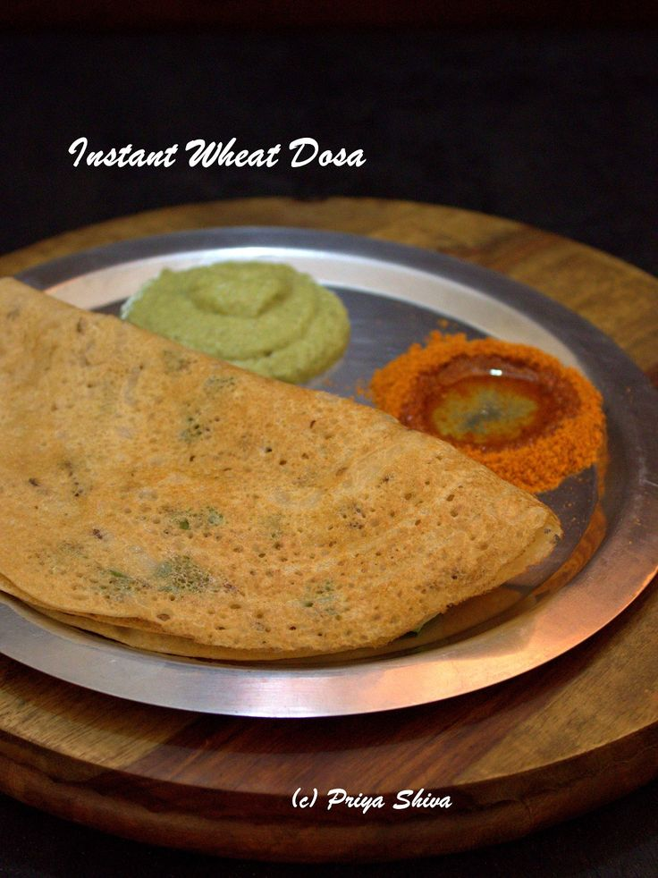 This is a quick recipe to make some instant dosas with wheat flour. This recipe is especially helpful when you are in a hurry. You can also use leftover dosa batter in place of rice flour. So, enjoy these crispy wheat dosa for breakfast and serve it hot with some chutney. I served it with... Read More »