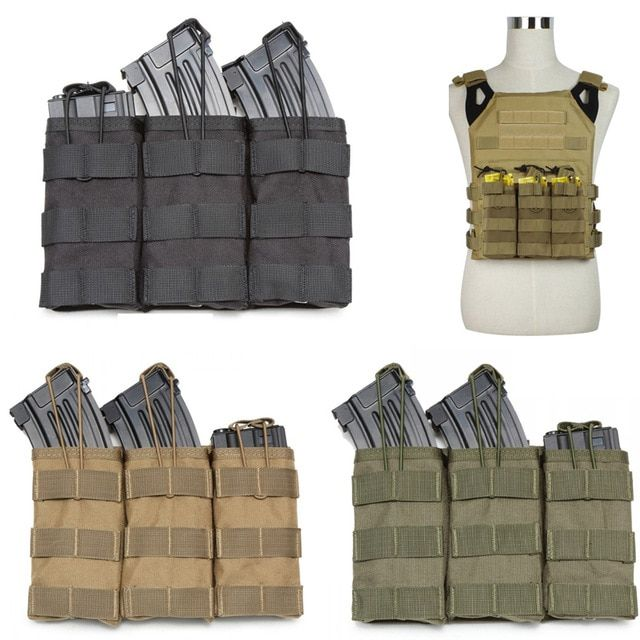 Condor Belt Mount Tactical Bungee Single Pistol Magazine Mag Utility TACO Pouch