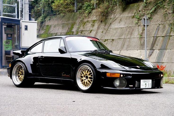 Porsche 930 Turbo Slant Nose