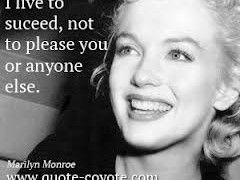 Marilyn Monroe Quotes Jealousy